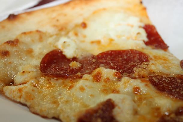 Bongiorno's Rosso Pepperoni and Ricotta Cheese Pizza