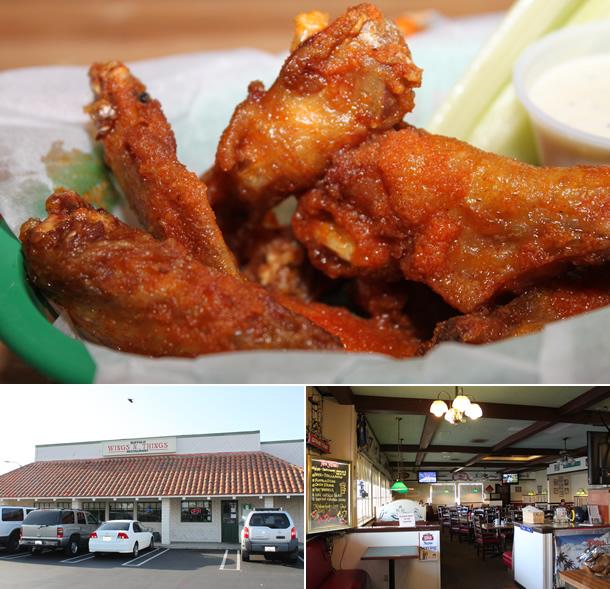 Wings N Things Restaurant Huntington Beach Ca