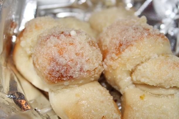 Carmine's Garlic Knots