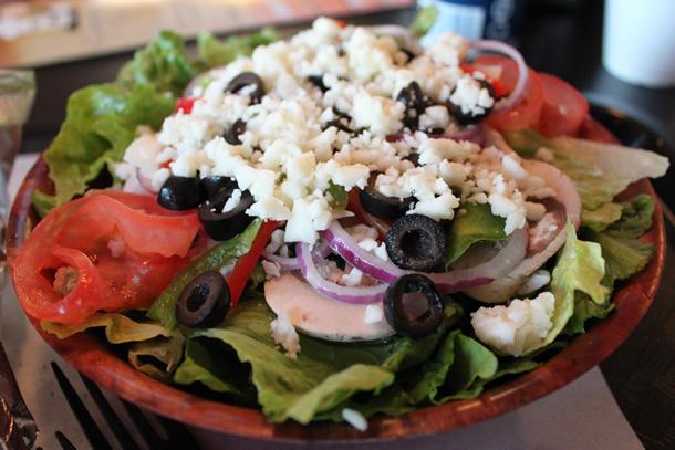 Carmine's House Salad