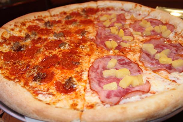 Carmine's Pizza Oceanside California