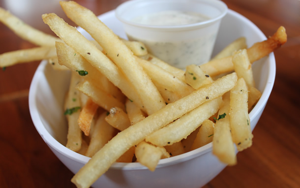 O'Brothers Fries San Diego California