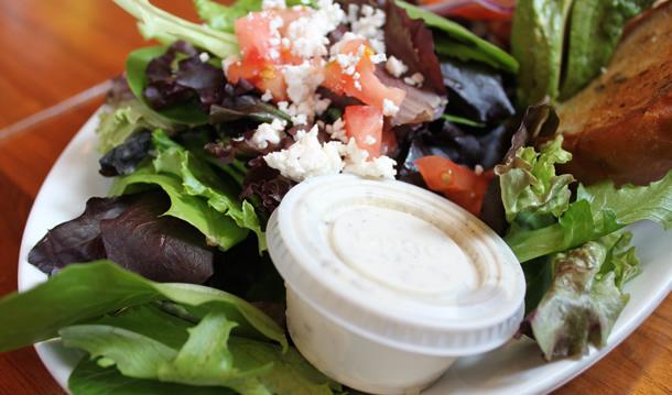 O'Brothers Organic Salad San Diego California