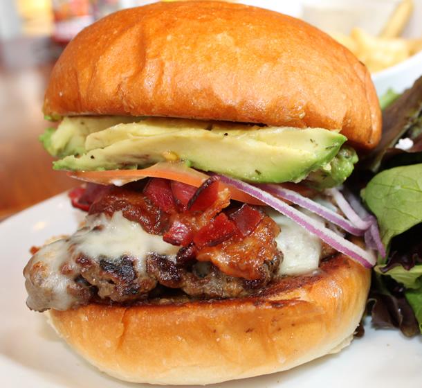 O'Brothers The Big O' Burger San Diego California