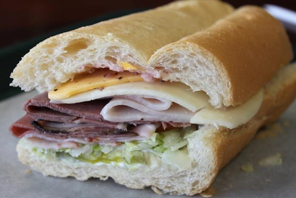 Paul's Deli Sandwich Westminster California