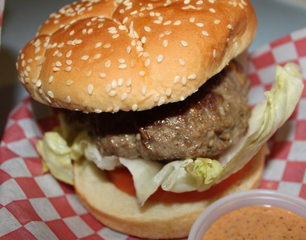 The B Spot Burger Kearny Mesa California