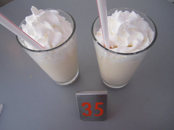 The Burger Lounge Shake