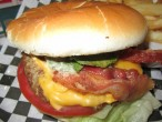 The Money Pit Bacon Avocado Burger San Marcos California