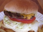 TK Burgers Burger Mission Viejo California