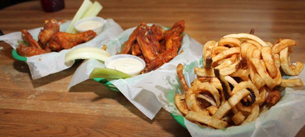 Wings 'N Things Wings and Fries Huntington Beach