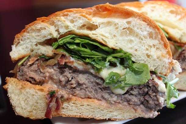 25 Degrees Huntington Beach California Number One Burger