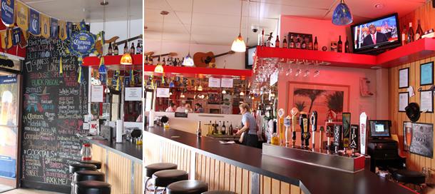Bergie's Pub Bar Old Town San Diego California