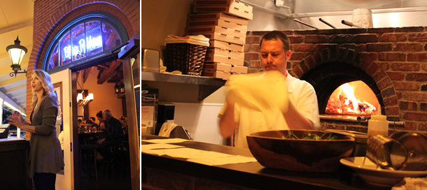 Blue Ribbon Artisan Pizzeria Wade Kristi Hageman Encinitas California
