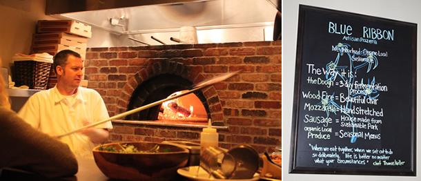 Blue Ribbon Artisan Pizzeria Recipe Encinitas California
