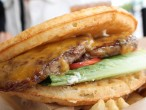 Bruxie Burger Tustin California