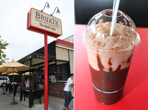 Bruxie Float