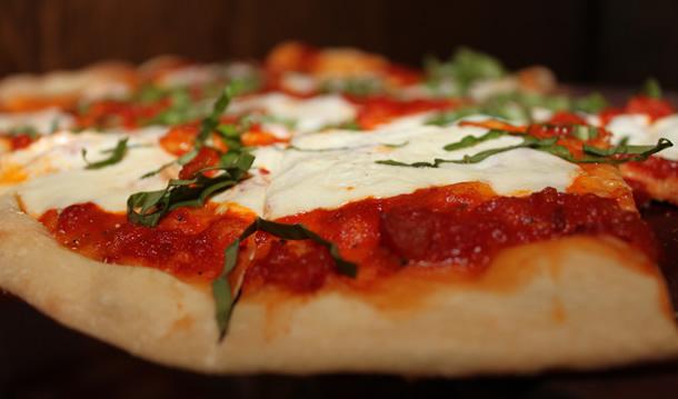 Bucca di Beppo Margherita Pizza Carlsbad California