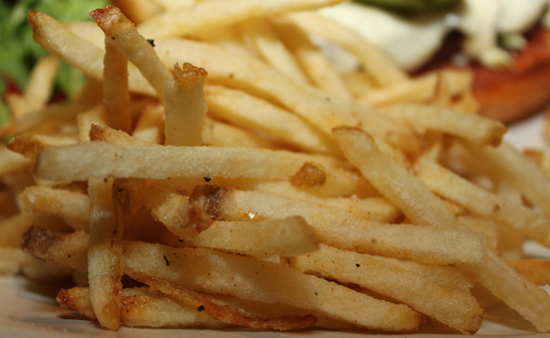 Houston's Hand Cut Fries