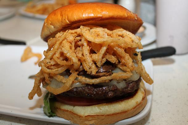 The Counter Burger Newport Beach California
