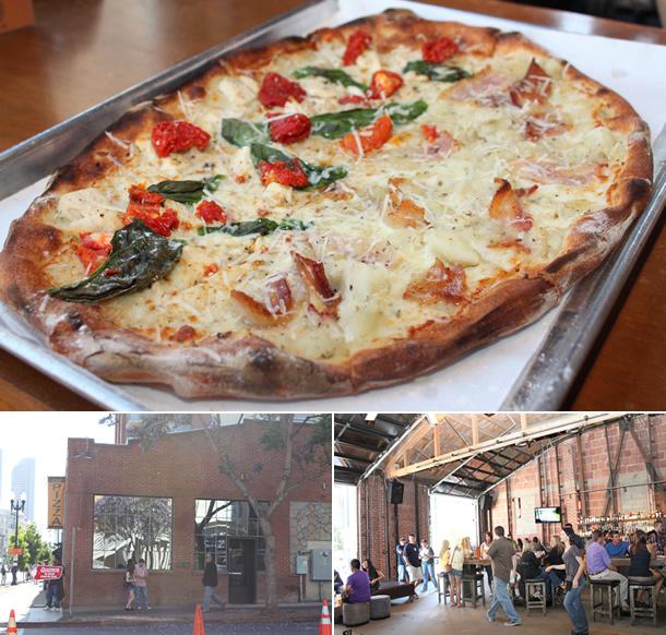 California Pizza Kitchen San Diego Ca