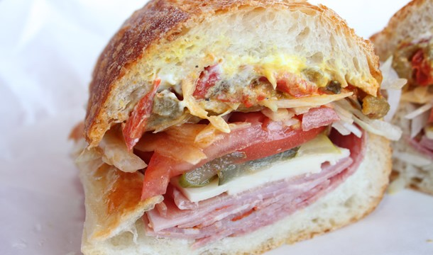 Bay Cities Italian Deli and Bakery The Godmother Sandwich