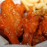 Hot Wings Cafe Los Angeles California Hot Wings