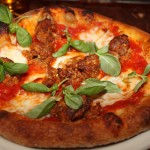 Pizzeria Mozza Margherita Pizza with Fennel Sausage
