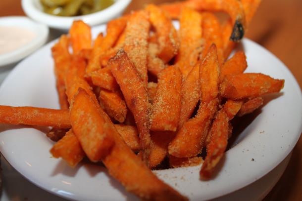 The Veggie Grill SweetHeart Fries