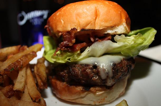 Urban Solace Niman Ranch House Burger