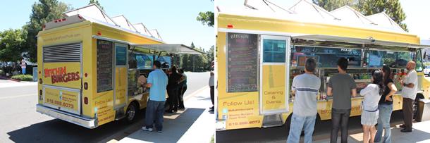 Bitchin Burgers Food Truck Design San Diego California