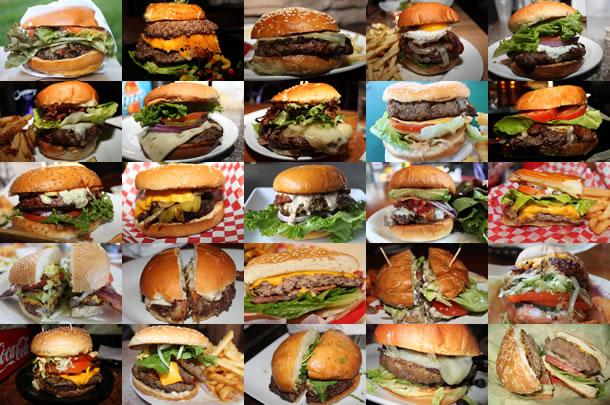 San Diego Burgers