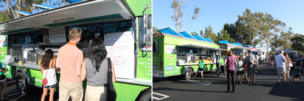 The Lime Truck Food Truck Irvine Orange County California