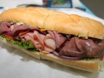 Tina's Deli The Ultimate Torpedo Sandwich San Marcos California