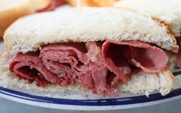 Tip Top Meats and European Delicatessen Corned Beef