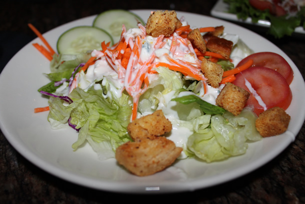 BJ's Restaurant House Salad