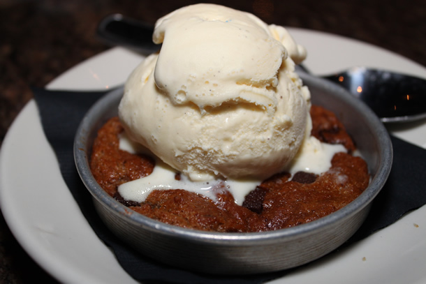 BJ's Restaurant Original Pizookie