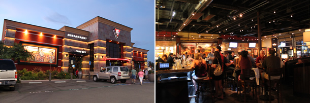 BJ's Restaurant & Brewhouse Carlsbad California