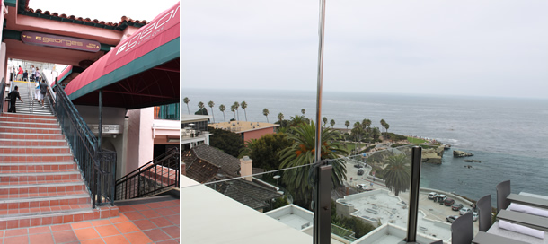 George's at the Cove La Jolla California Rooftop Ocean Views