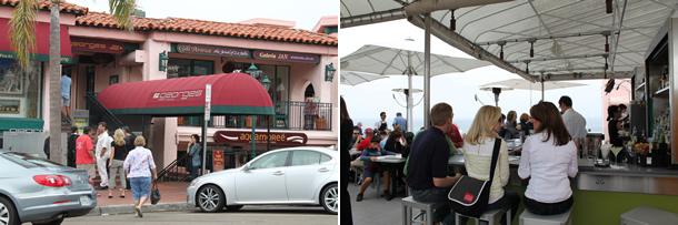 George's at the Cove La Jolla California