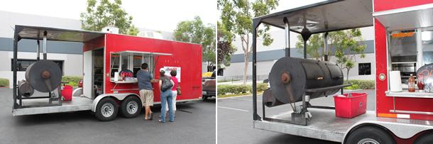 San Diego Bbq Food Truck