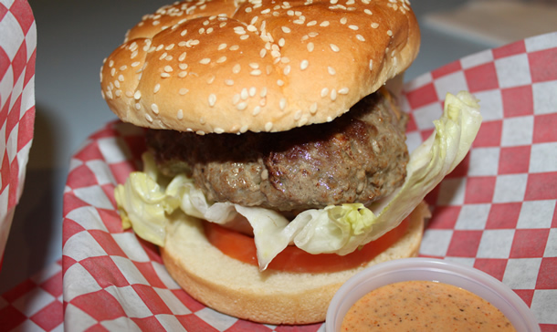 Babs (fna The B Spot) OG Quick Burger