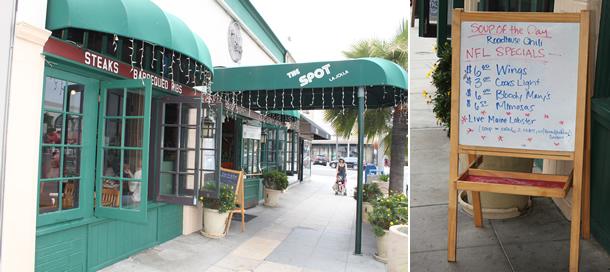 The Spot La Jolla California