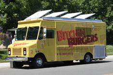 Bitchin Burgers Food Truck