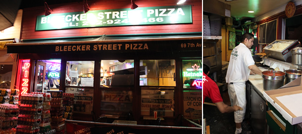 Bleecker Street Pizza New York NY