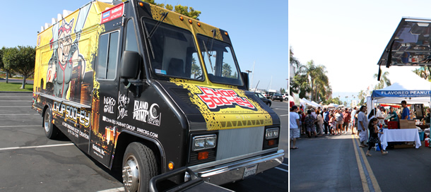 Chop Soo-ey Food Truck San Diego California