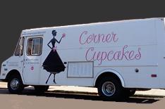 Corner Cupcakes Food Truck