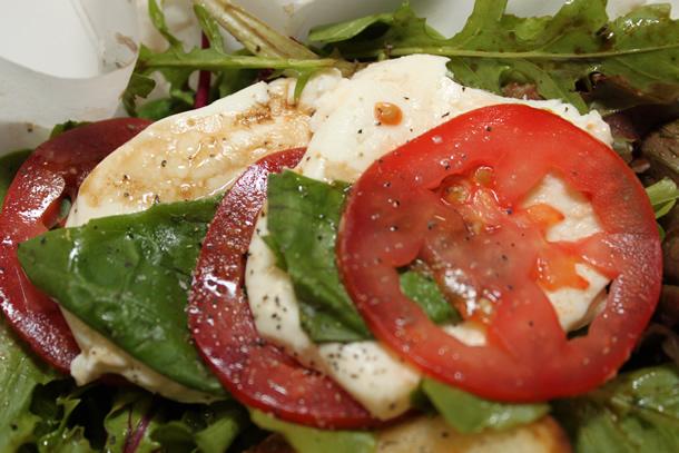 Devilicious Caprese Salad