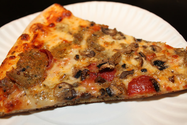 Flippin' Pizza Knockout Pizza Slice