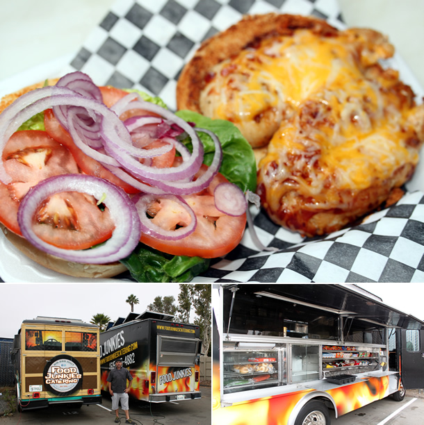 Food junkies food truck san diego california forumfinder Images