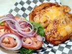 Food Junkies Food Truck Grilled Chicken Sandwich